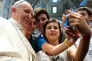 pope-selfie