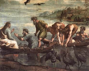 Raphael,_The_Miraculous_Draught_of_Fishes_(1515)