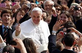 pope francis and youth