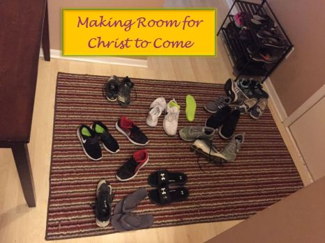 making room for christ to come