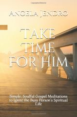 Take Time For Him Book cover